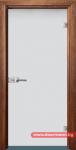 Стъклена врата модел Matt G 11 – Златен дъб