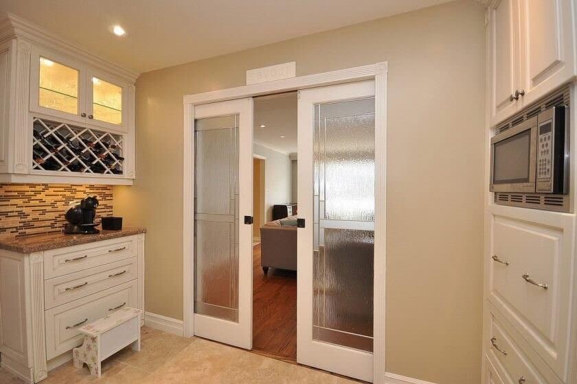 Интериорни врати подходящи за кухня